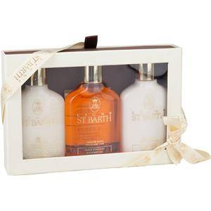 Ligne St Barth Asusteet Lahjasetit Mini Spa Set Avocado Öl 125 ml + Kokosnuss Öl 125 ml + Body Lotion Vanille 125 ml 1 Stk.