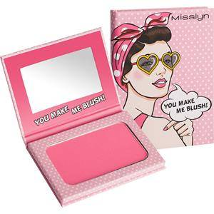 Misslyn Looks Summer Pop Art Pop It Up Powder Blush Nr. 42 Let me be your Peach Babe! 6 g