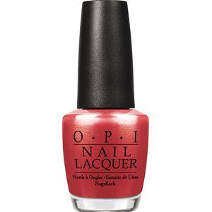 OPI Collections Hawaii Collection Nail Lacquer NLH69 Go with the Lava Flow 15 ml
