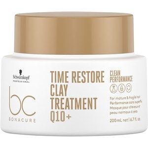 Schwarzkopf BC Bonacure Q10 + Time Restore Treatment 200 ml