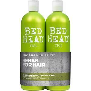 Tigi Urban Anti+Dotes Re-Energize Tween Duo Shampoo 750 ml + Conditioner 750 ml 1 Stk.