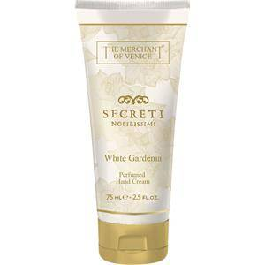 Image of The Merchant of Venice Museum Collection White Gardenia Perfumed Hand Cream 75 ml