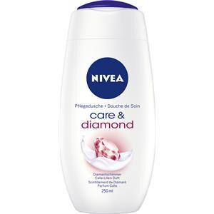 Nivea Vartalonhoito Hoitavat suihkutuotteet Care & Diamond suihkusaippua 250 ml