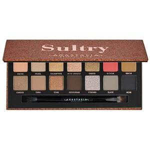 Anastasia Beverly Hills Eyes Eye Shadow Sultry Eyeshadow Palette 1 Stk.