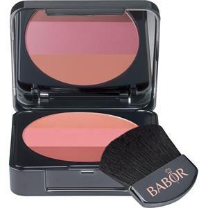 BABOR Meikit Iho Tri-Colour Blush Nr. 02 Rose 11 g