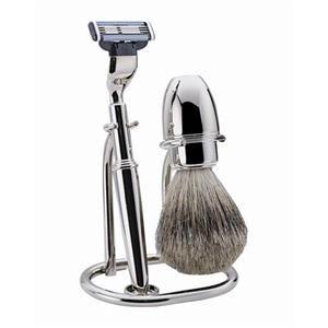 ERBE Shaving Shop Parranajosetit Partahöyläsetti Gillette Mach3, 3-osainen 1 Stk.