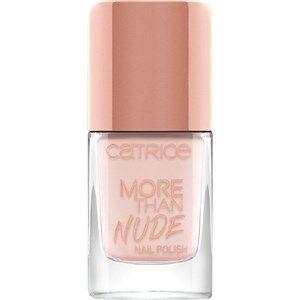 Catrice Kynnet Kynsilakka More Than Nude Nail Polish 05 Rosey-o & Sparklet 10,50 ml