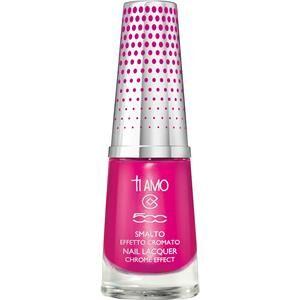 Collistar Meikit Kynnet Ti Amo Italia Nail Lacquer Crome Effect Nr. 661 Light Me Up 6 ml