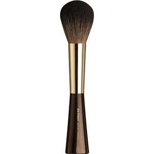 Da Vinci Gold Puuteri- poskipunasivellin Puuterisivellin erittäin hienot tummanruskeat vuohenkarvat 1 Stk.