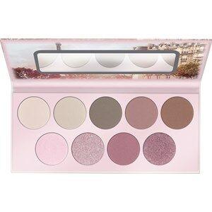 Essence Silmät Luomiväri Salut Paris Eyeshadow Palette 02 13,50 g