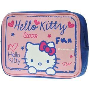 Hello Kitty Tuoksut Scribble Pesuvälinepussi 1 Stk.