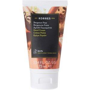 Korres Hoito Vartalonhoito Bergamot Pear Hand Cream 75 ml
