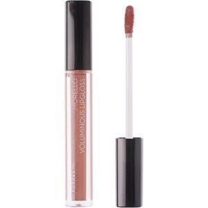 Korres Kasvohoito Huulten hoito Morello Voluminous Lip Gloss Nr. 04 Honey Nude 4 ml