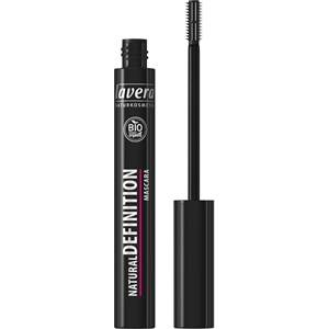 Lavera Meikit Silmät Natural Definition Mascara Black 8 ml
