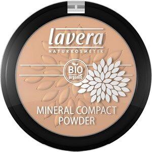 Lavera Meikit Kasvot Mineral Compact Powder Nr. 03 Honey 7 g