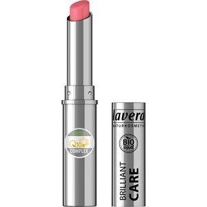 Lavera Meikit Huulet Beautiful Lips Brilliant Care Q10 No. 02 Strawberry Lips 1,70 g
