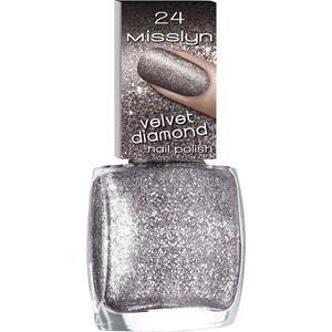 Misslyn Kynnet Kynsilakka Velvet Diamond Nail Polish No. 28 Meteor Shower 10 ml