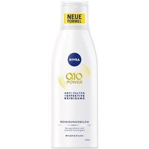 Nivea Kasvohoito Puhdistus Q10 Plus ryppyjä ehkäisevä puhdistusmaito 200 ml