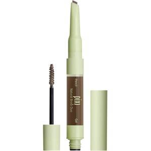 Pixi Make-up Eyes Natural Brow Duo Deep Brunette 2,50 ml
