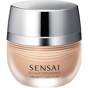 SENSAI Meikit Cellular Performance Foundations Cream Foundation Nr. CF23 Almond Beige 30 ml