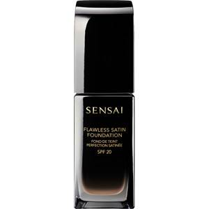 SENSAI Meikit Foundations Flawless Satin Foundation SPF 20 FS 204 Honey Beige 30 ml