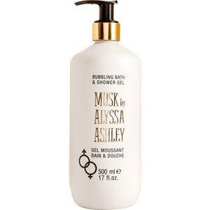Image of Alyssa Ashley Unisex-tuoksut Musk Bath & Shower Gel 750 ml