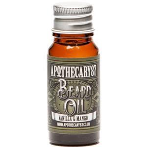 Apothecary87 Hoito Parranhoito Vanilla & Mango Beard Oil sis. pipetin 50 ml