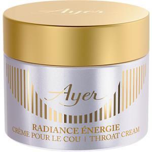 Ayer Hoito Radiance Energie Throat Cream 50 ml