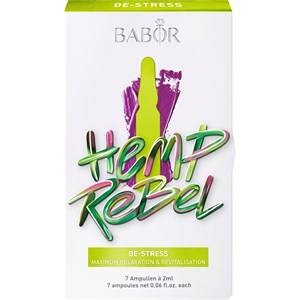BABOR Kasvohoito Ampoule Concentrates FP Hemp Rebel 7 x 2 ml