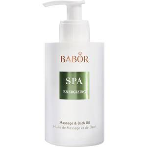 BABOR Vartalonhoito SPA Energizing Massage & Bath Oil 200 ml