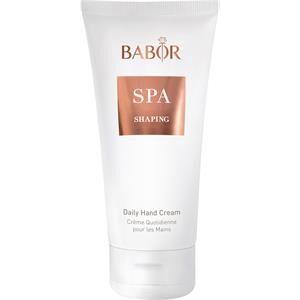 BABOR Vartalonhoito SPA Shaping Daily Hand Cream 100 ml