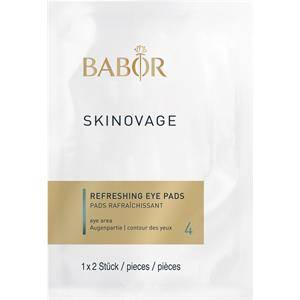 BABOR Kasvohoito Skinovage Balancing Refreshing Eye Pads 5 x 2 Stk.