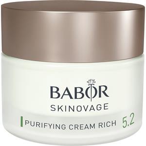 BABOR Kasvohoito Skinovage Purifying Cream Rich 50 ml