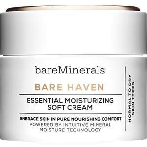 bareMinerals Kasvohoito Kosteuttava hoito Bare Haven Essential Moisturizing Soft Cream 50 g