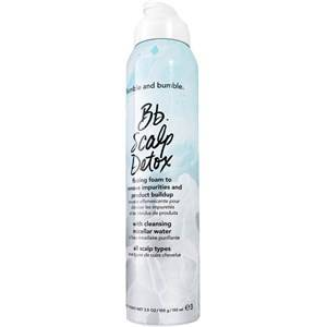Bumble and Bumble Shampoo & Conditioner Erikoishoito Scalp Detox Fizzing Foam 150 ml
