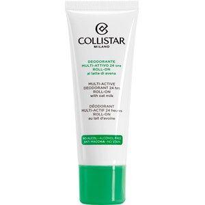 Collistar Vartalonhoito Special Perfect Body Multi-Active Deodorant 24 Hours Roll-on 75 ml
