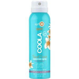 Coola Hoito Sun care SPF 30 Tropical Coconut Eco-Lux Body Sunscreen Spray 237 ml