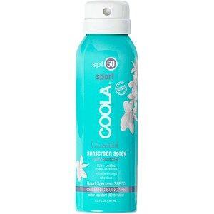 Coola Hoito Sun care SPF 50 Unscented Eco-Lux Body Sunscreen Spray 88 ml