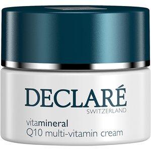 Declaré Miesten hoitotuotteet Vita Mineral for Men Q10 Multivitamin Cream 50 ml
