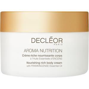Decléor Vartalonhoito Aroma Nutrition Crème Riche Nourrissante Corps 200 ml