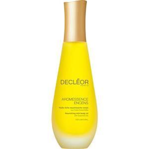 Decléor Vartalonhoito Aroma Nutrition Huile Riche Nourrissante Corps 100 ml
