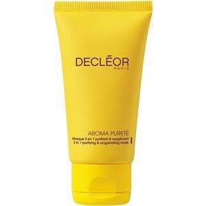 Decléor Kasvohoito Aroma Pureté Masque 2en1 Purifiant & Oxygénant 50 ml