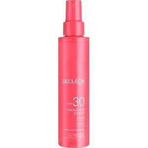 Decléor Aurinkovoiteet Aroma Sun Expert Huile d´été Corps & Cheveux SPF 30 150 ml