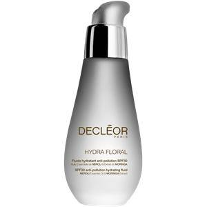 Decléor Kasvohoito Hydra Floral Multi-Protection Anti-Pollution Hydrating Fluid SPF 30 50 ml