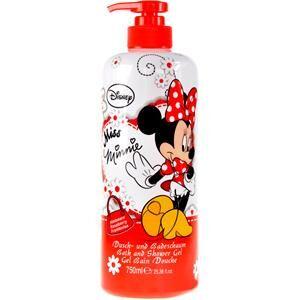 Image of Disney Hoito Mickey Minnie Suihku- ja kylpyvaahto 750 ml
