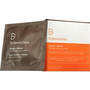 Dr Dennis Gross Skincare Hoito Ferulic + Retinol Wrinkle Recovery Peel 16 Stk.
