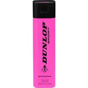 Dunlop Naisten tuoksut Sporty Fashionista Shower Gel 250 ml