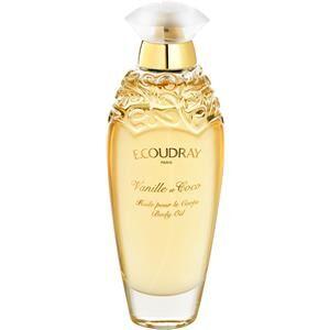 E. Coudray Naisten tuoksut Vanille et Coco Body Oil 100 ml