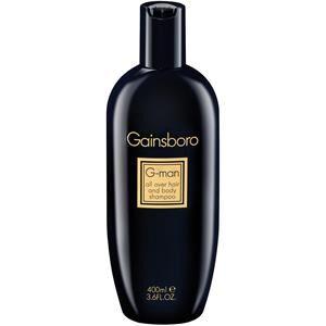Gainsboro Miesten tuoksut G-Man Hair & Body Shampoo 400 ml