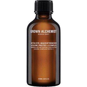 Grown Alchemist Facial care Facial Cleanser Detox Eye-Makeup Remover 50 ml